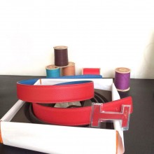 Hermes Belt with Box for Sale