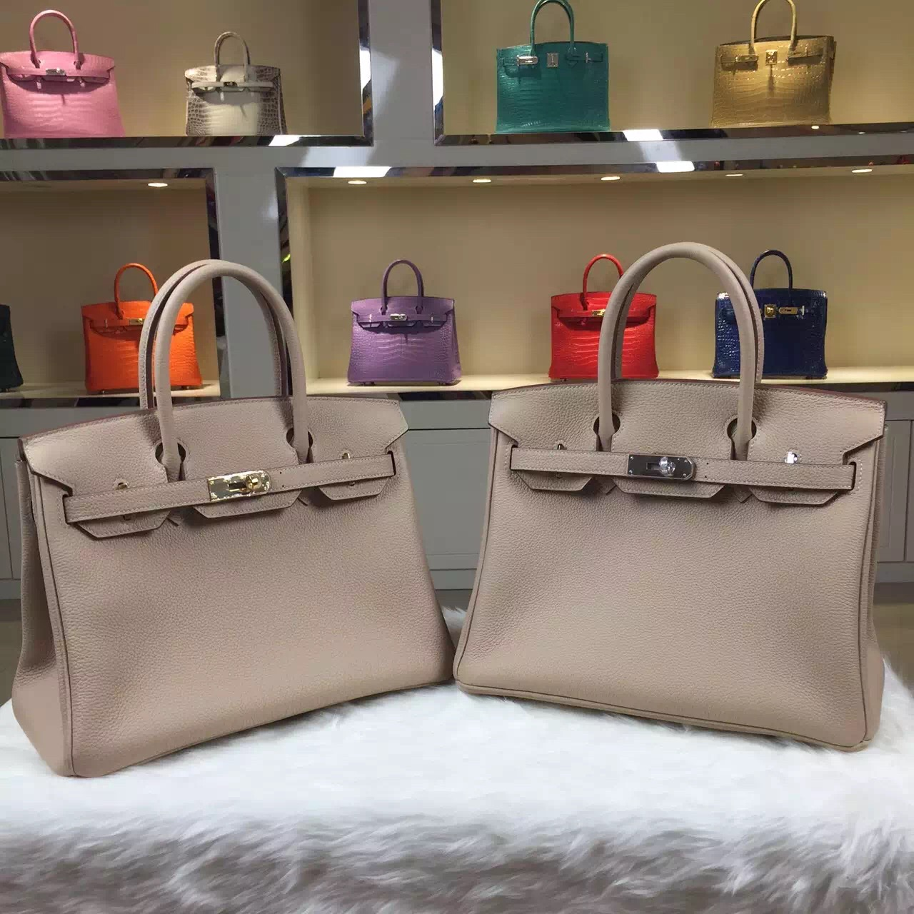 hermes bag original