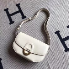Discount Hermes Cherche Midi Bag in CK10 Craie White Epsom Leather
