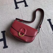 Discount Hermes Cherche Midi Bag in K1 Rouge Grenade Swift Leather