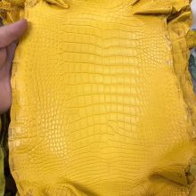 Hermes Bag Order Yellow MattCrocodile Leather Can Order Minikelly/Constance Bag