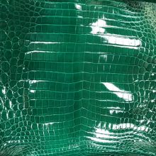 Hermes Kelly Bags Order 6Q Emerald Green/CK67 Vert Fonce Shiny NiloCrocodileLeather