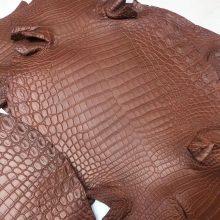 Customize Hermes Birkin/Kelly Bag New Arrival Gold Matt Crocodile Leather